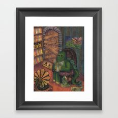 The End is Nigh Framed Art Print