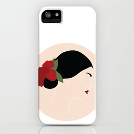 Kendall & Roses iPhone Case