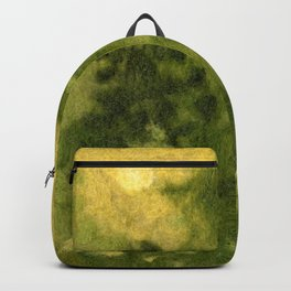 Summer lawn Backpack