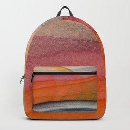 Abstract modern art 01 Backpack