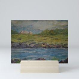 Castle Ruins MM151125-13 Mini Art Print