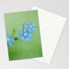 I've got the blue Stationery Cards