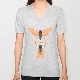 Cicadas Unisex V-Neck