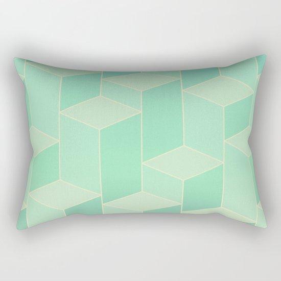 UpsideDown IV  Rectangular Pillow