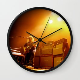 J Mascis aka Dinosuar Jr. in New York Wall Clock