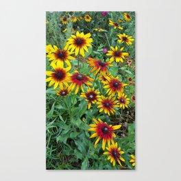 In The Garden 2 Canvas Print