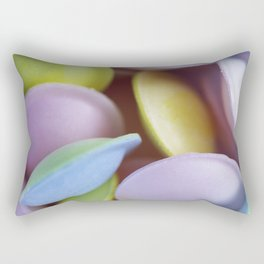 Flying Saucers Rectangular Pillow