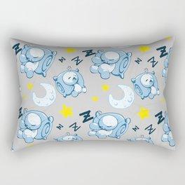 Cryaotic Pj Pants Design Rectangular Pillow