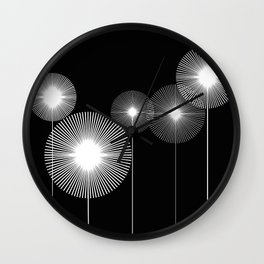 lines_and_dots Wall Clock