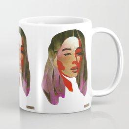 Girl with Tentacle hair Coffee Mug