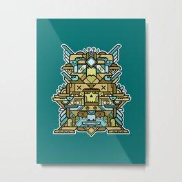 Totem 2 Metal Print