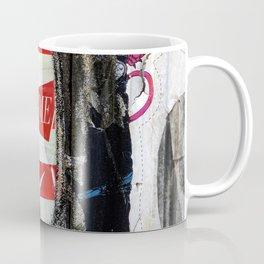 Liberty Consume New York Graffiti Coffee Mug