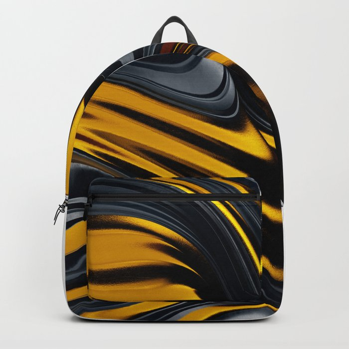 Reflective Lines Backpack