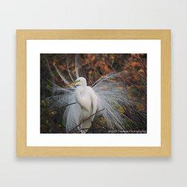 """""""Grace"""" Framed Art Print"""