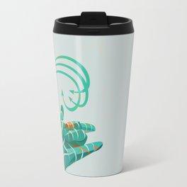 hand-shape aesthetic Travel Mug