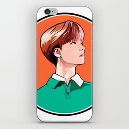 iKON Rainbow - Jinhwan iPhone Skin