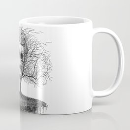 Edgar Allan Poe, Poe Tree Coffee Mug