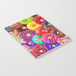 Donuts & Coffee Notebook