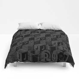 SUPER MARIO BLOCK-OUT! Comforters