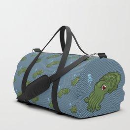 Cuttlefish - Cthulu Edition Duffle Bag