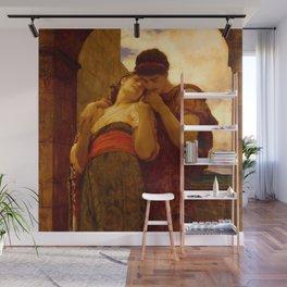 "Frederic Leighton ""Wedded"" Wall Mural"