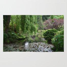 Water Garden Rug