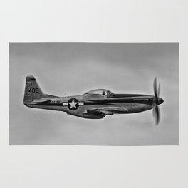 Royal Airforce Fighter Plane (Spitfire) Rug