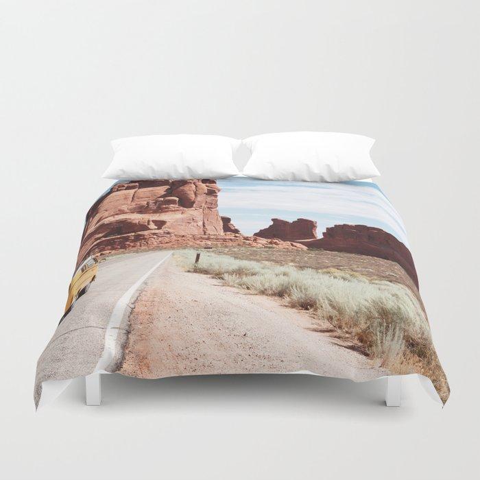 Combi National Park Duvet Cover