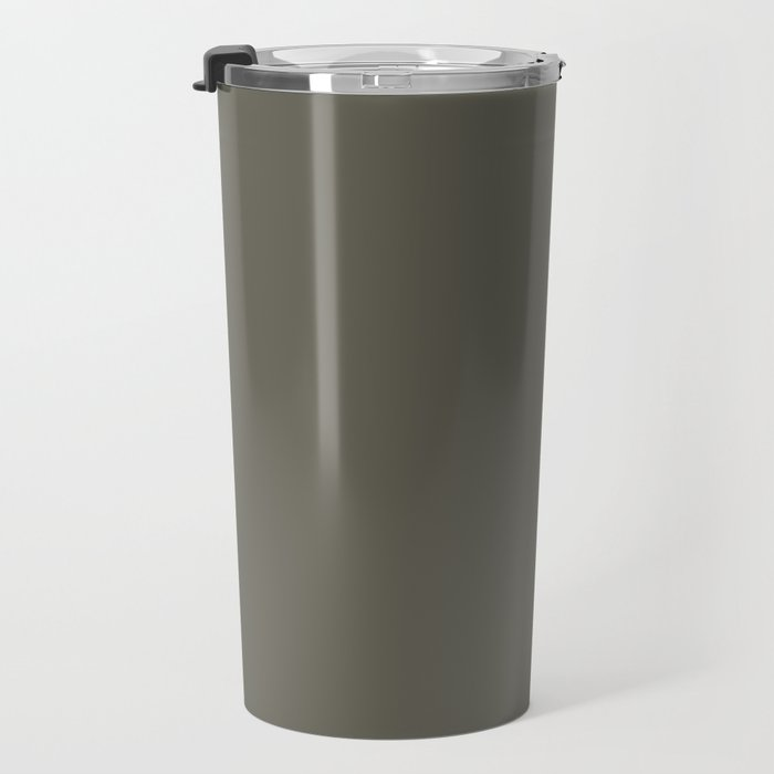 Dusty Olive Travel Mug