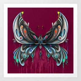 Buterfly Art Print