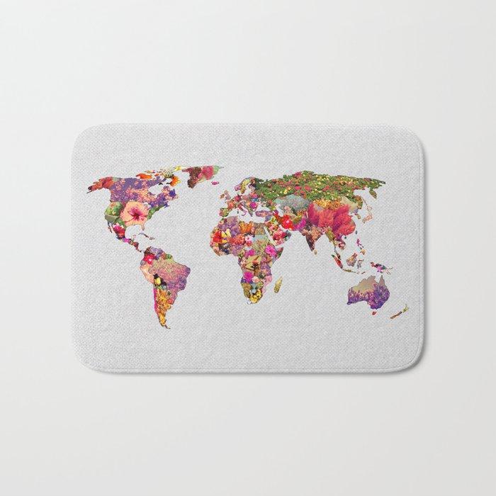 It's Your World Bath Mat
