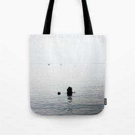 Pontchartrain ripples Tote Bag