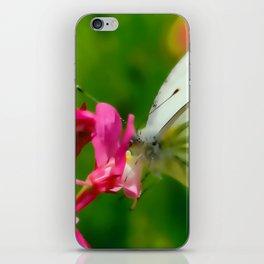 Butterfly's inn ... iPhone Skin
