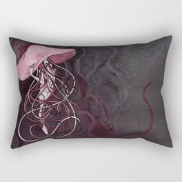 Jelly in Pastel Rectangular Pillow