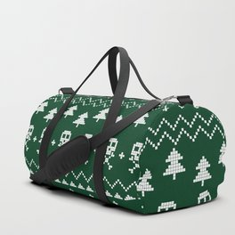 Christmas Sweater Duffle Bag