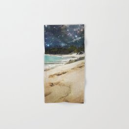 Midnight Beach Hand & Bath Towel