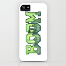 Legion of Boom Seattle 12th Man Art Slim Case iPhone (5, 5s)