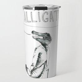 see ya  Travel Mug