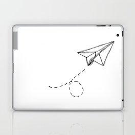 Paper Airplane 9 Laptop & iPad Skin