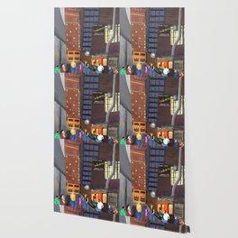 Rendezvous Alley, Memphis Wallpaper