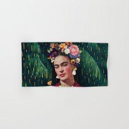 Frida Kahlo :: World Women's Day Hand & Bath Towel