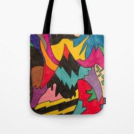 Emotion Management Tote Bag