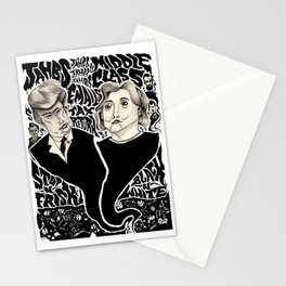 Word War 1 Stationery Cards