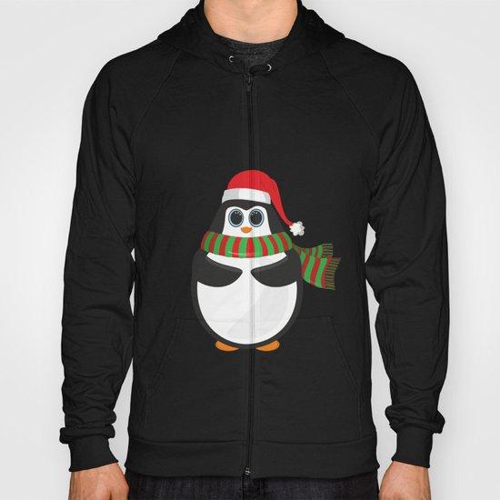 Christmas Penguin Hoody