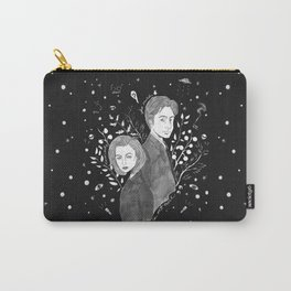 The Truth is Out There - Mulder and Scully Carry-All Pouch