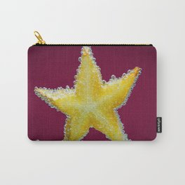 Starfruit Carry-All Pouch