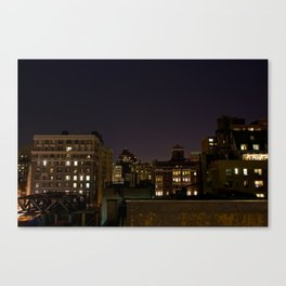 How This Night is Different - New York Canvas Print