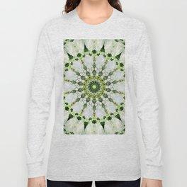 Castle spoke pattern Long Sleeve T-shirt