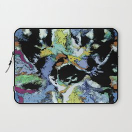 Crunchy cloudy Laptop Sleeve