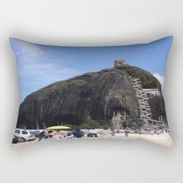 Piedra del Penol Rectangular Pillow